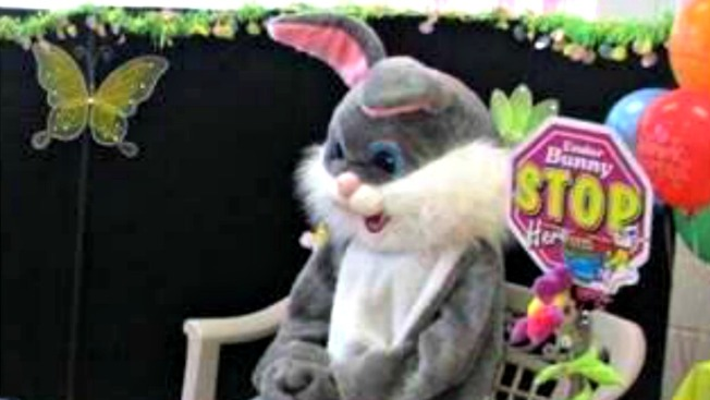 "Md. Police Issue ""Be on the Lookout"" for Stolen Bunny Costume"