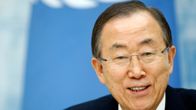 """UN Chief Denounces Attacks on LGBT People, Calls for """"Olympic Truce"""""""