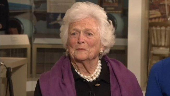 Barbara Bush Has Low-Key 89th Birthday
