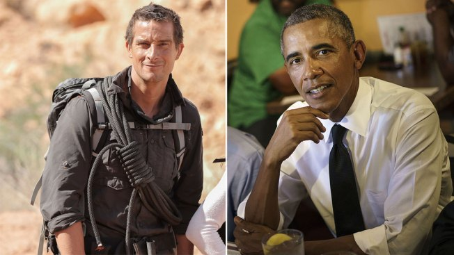 President Obama Is Going 'Running Wild With Bear Grylls' in Alaska