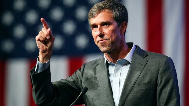 O'Rourke Hopes National Attention Lifts Him in Senate Race