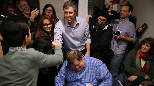 2020 Democratic Hopefuls Campaign in Iowa, New Hampshire and Elsewhere