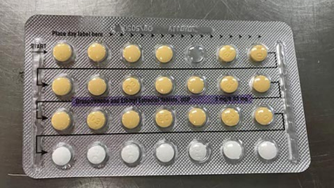 Certain Birth Control Pills Recalled Over 'Packaging Error'
