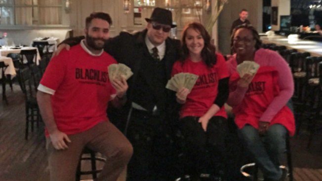 "Three North Texans Win ""The Blacklist"" Scavenger Hunt"