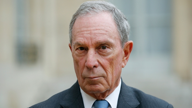 Mike Bloomberg Files Federal Paperwork to Run for President in 2020