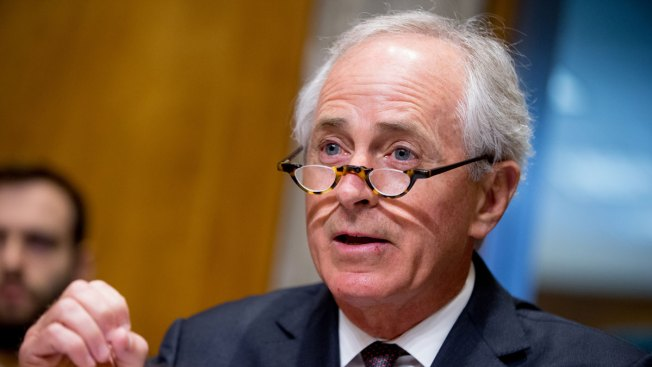 Tennessee Sen. Bob Corker Withdraws Name From Trump's VP List