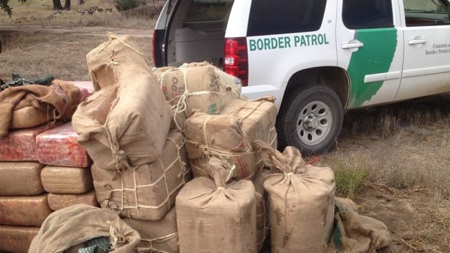 $3.7M in Marijuana Seized by Agents in South Texas