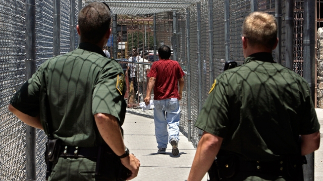 Attorney: Hunger-Striking Immigrants Forced to Hydrate