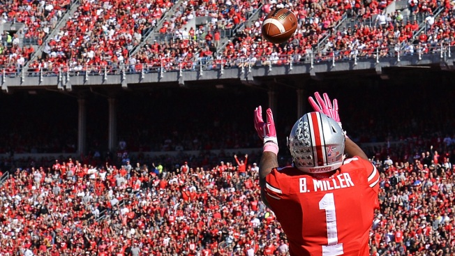 Scouting the NFL Draft: WR Braxton Miller
