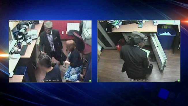 Grand Prairie Bank Robber Suspect