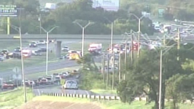 Deadly Crash on I-35W in Burleson