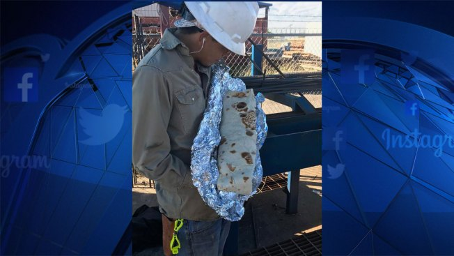 Corpus Christi Restaurant Makes Baby-Sized Burritos