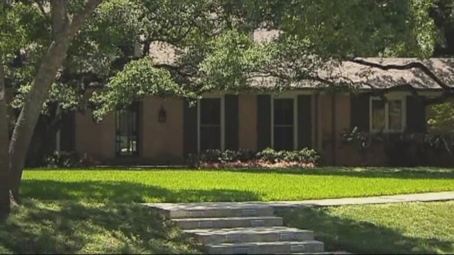 Man Briefly Detained Near Bush Home