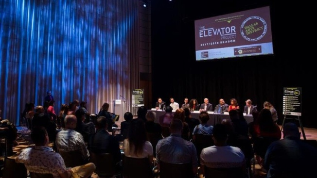 Small Arts Organizations Rise to the Occasion for AT&T Performing Arts Center's Elevator Project