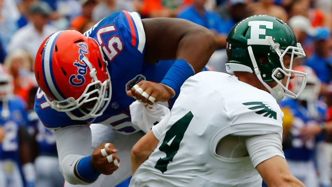 Scouting the NFL Draft: Florida DL Caleb Brantley