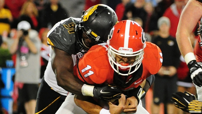 Scouting the NFL Draft: Missouri EDGE Charles Harris