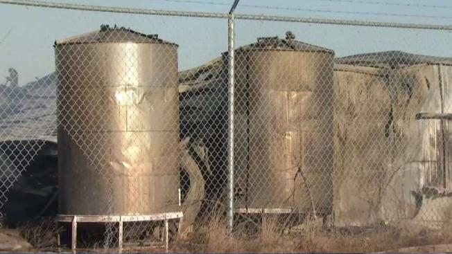 Search for Missing Chemical Plant Worker Continues