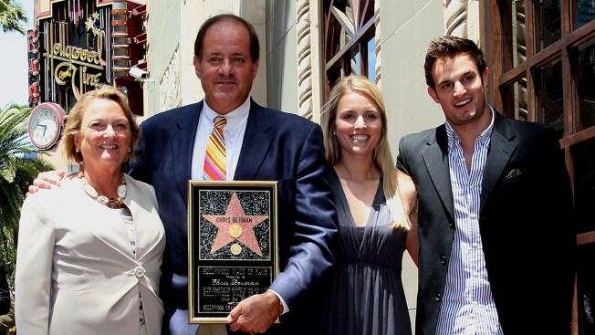 Memorial Service Held for Wife of ESPN Broadcaster Berman