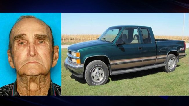 Missing 86-Year-Old Man From Collin County