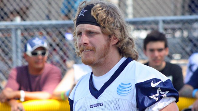 Cole Beasley Dealing with a Sore Achilles