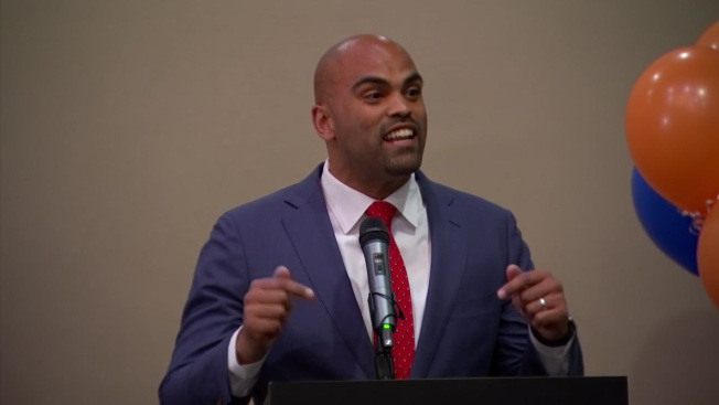 Democratic Congressional Campaign Committee Puts Colin Allred in Red to Blue Program