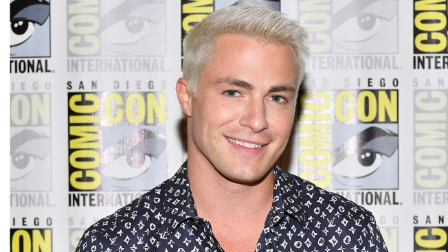 Colton Haynes Speaks Out Against Homophobia in Hollywood