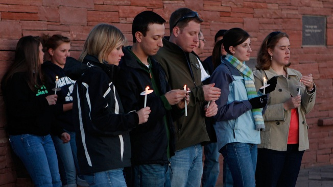 Columbine Families Gather to Tell Stories Nearly 20 Years on