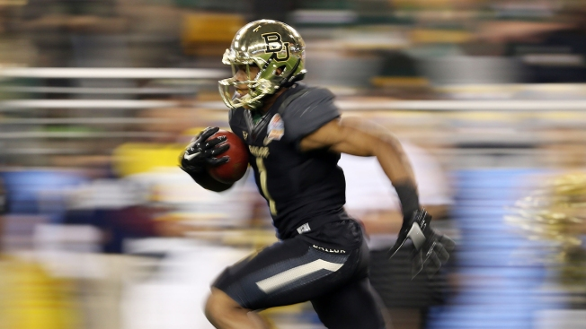 Scouting the NFL Draft: WR Corey Coleman