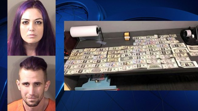 Corinth Pair Arrested In Counterfeiting Operation: PD