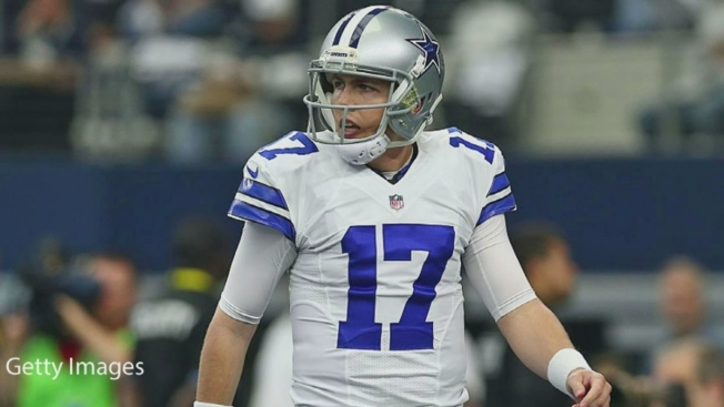 Backup Again: Cowboys QB Moore Healthy, Now Behind Prescott