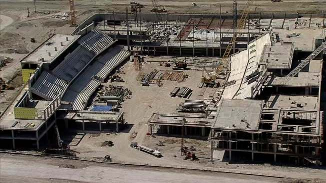 "Milestone for Cowboys' Frisco Complex Dubbed ""The Star"""