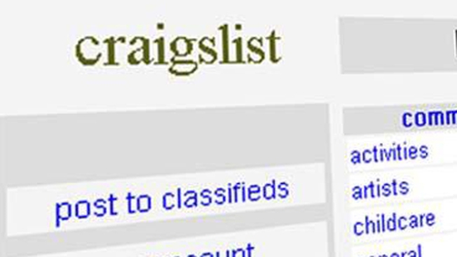 Craigslist dallas erotic