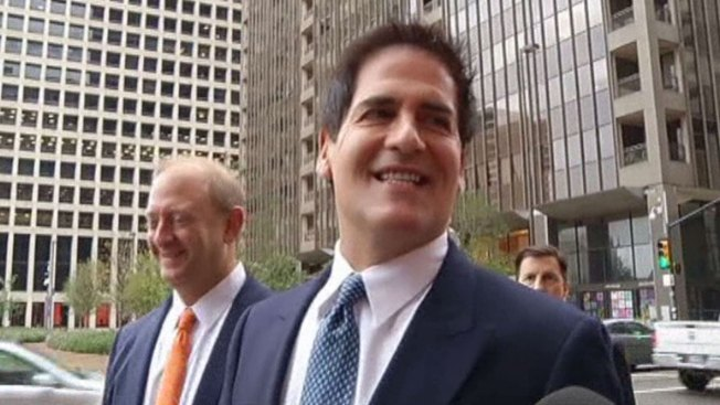 Yet Another Fine For Mavs Owner Mark Cuban