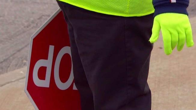 Dallas School Crossing Guard Program in Jeopardy Along With School ...