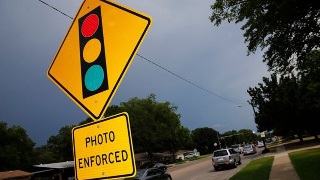 Gov. Greg Abbott Has a Solution for Anyone Who Hates Red-Light Cameras in Texas: Ban Them