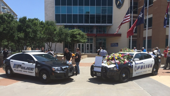 Texas Day of Remembrance for Fallen Officers Would Mark Dallas Police Shooting