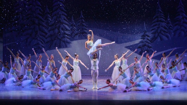 Multiple Productions of The Nutcracker Keep Eisemann Center Production Staff on Their Toes