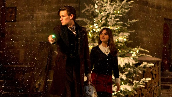 """Doctor Who"" Christmas Special: Watch the Trailer for Matt Smith's Final Outing as the Doctor"