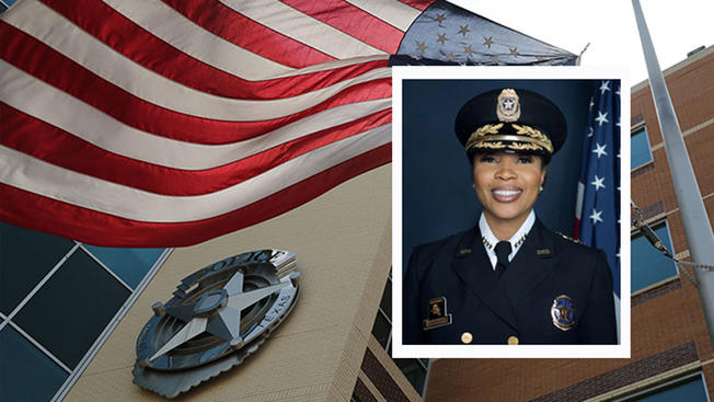 Dallas Police Chief U. Renee Hall to Return to Work Monday After Medical Leave