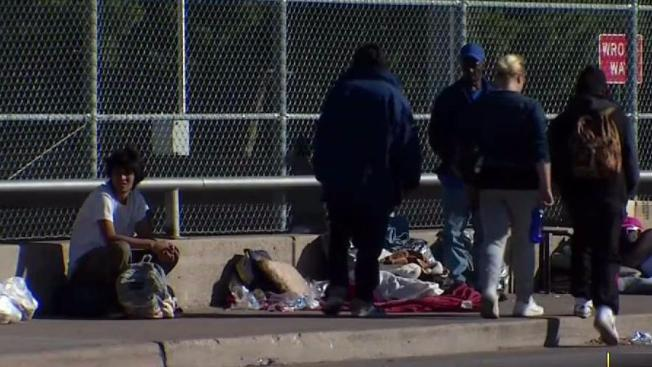 Plastic Bags Woven Into Mats to Help Homeless in San Angelo