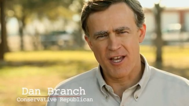 NBC 5 Disputes Use of Footage in Branch Political Ad