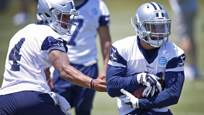 Scouting the Cowboys' Draft Picks: RB Darius Jackson