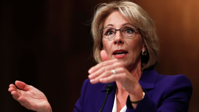 Guns Should Be Kept in Schools to Protect Against Grizzly Bears: DeVos