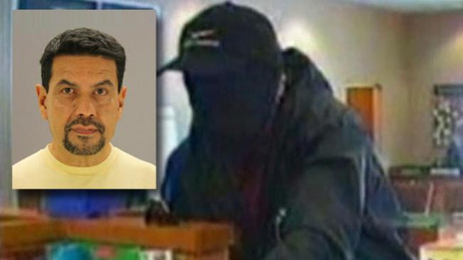 Man Suspected of Robbing 19 Banks Indicted on One Count