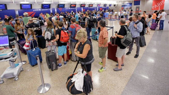 Computer Outage Could Tarnish Delta's On-Time Reputation