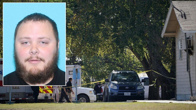 Air Force: Texas Shooter's History Should Have Been Reported