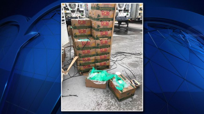 $18M Worth of Cocaine Found in Bananas Given to Texas Prison - NBC 5