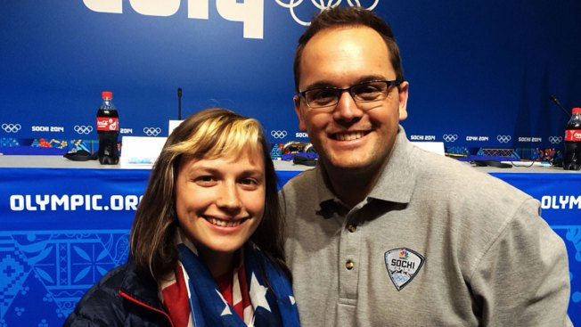 "Pat's Sochi Blog: ""Go Get a Medal Sugar"""