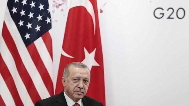 Trump Shifts Tone on Turkey in Effort to Halt Syria Invasion