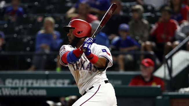Rangers Place Elvis Andrus on Injured List With Strained Right Hamstring